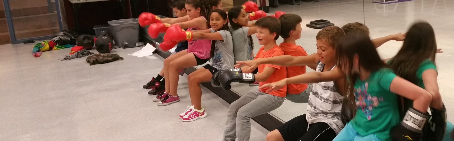 Kids Boxing & Fitness